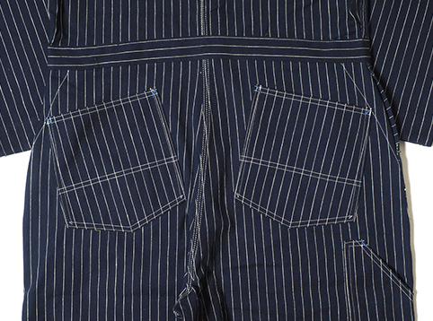 WAREHOUSE Lot.1094 ALL IN ONE STRIPE ディティール6