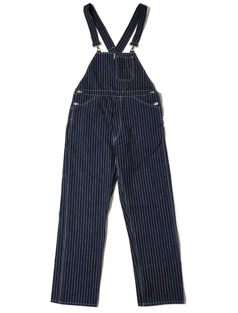 WAREHOUSE Lot.1093 BIB OVERALL STRIPE