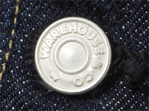 ウエアハウス DD-2001 1920's MODEL ディティール1