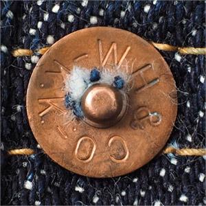 ウエアハウス DD-1001XX 1947MODEL リベット