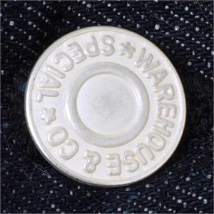 ウエアハウス DD-1001XX 1947MODEL ボタン