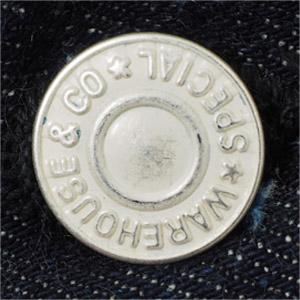 ウエアハウス DD-1003SXX 1945MODEL ボタン