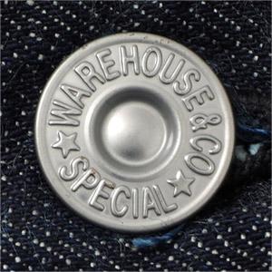 ウエアハウス DD-1004XX 1922MODEL ボタン