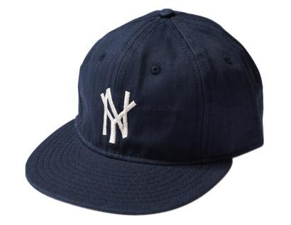 COTTON BASEBALL CAP NEWYORK MAMMOTHS 1972