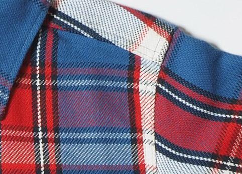ウエアハウスネルシャツ Lot 3104 C柄 ディテール6