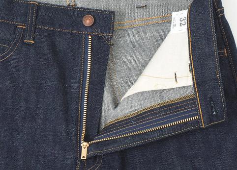ウエアハウス Lot.1606 LTD 1960's Slim Model ディティール3