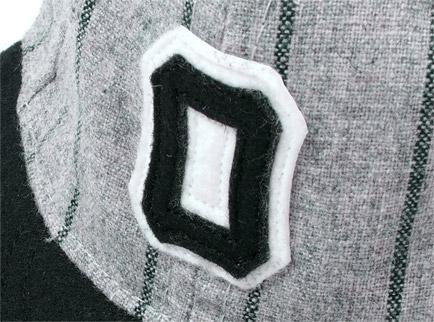 1930年代 大阪タイガース 帽子 ディティール2