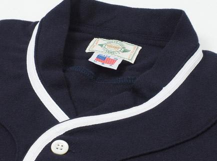 1948年 大阪タイガース ユニフォーム ディティール3