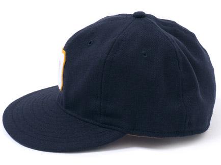 1948年 大阪タイガース 帽子 ディティール1