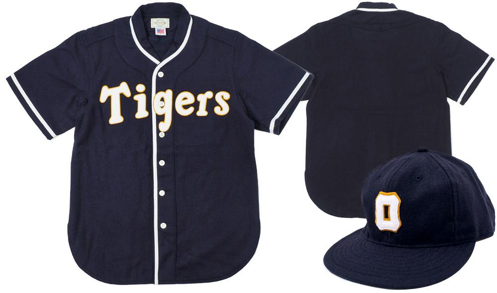 1948年 大阪タイガース ユニフォーム