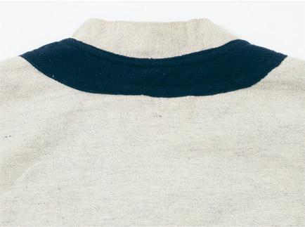 ヴィンテージベースボールシャツ ディティール6