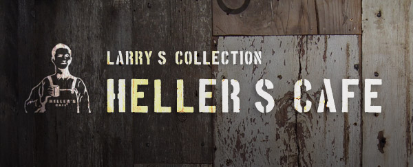 HELLER'S CAFE オフィシャルサイト
