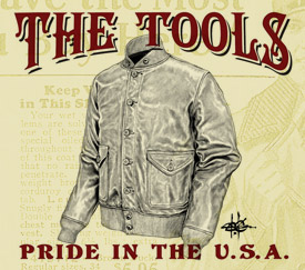 THE TOOLS A-1 JACKET