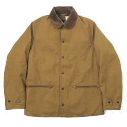 HC-244 1930's Duck Print Field Jacket