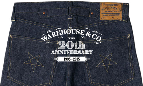 WAREHOUSE 2015 AUTUMN & WINTER