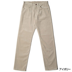 Lot 1081 STRAIGHT PANTS(519 STYLE) 耳付コーデュロイ NON WASH