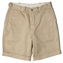 Lot 1085 SHORT PANTS ウエポン NON WASH