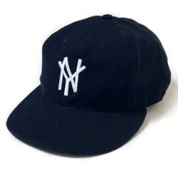 EBBETS FIELD FLANNELS×WAREHOUSE / BASEBALL CAP NEW YORK MAMMOTHS 1972