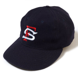 EBBETS FIELD FLANNELS×WAREHOUSE / BASEBALL CAP SAN FRANCISCO SEALS 1957