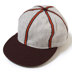 EBBETS FIELD FLANNELS×WAREHOUSE / VINTAGE BASEBALL CAP SAN ANTONIO MISSIONS 1934