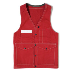 HC-229 1940's Bag-pocket Hunting Vest OR