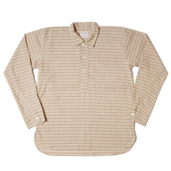 HC-235 1900's Cotton Pullover Shirts