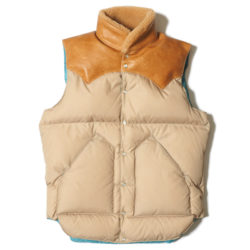 ROCKY MOUNTAIN×WAREHOUSE NYLON CHRISTY VEST