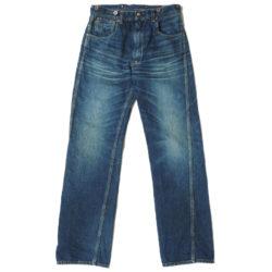 HC-1924Z 1920's Zipperfly Jeans U/W(淡)