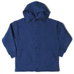 HC-M16 Coat style Full Snap Double Face Sweatshirts