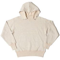 HC-M114-2 1940's Chin Snap Hood Sweatshirts