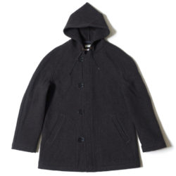 HC-252 1930's Button type Hooded Sideline Jacket