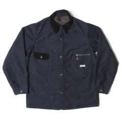 HC-249 1940's WORKMASTER Lined Coverall Jacket