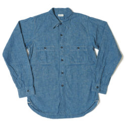 Lot 3018 CHAMBRAY WORK SHIRTS