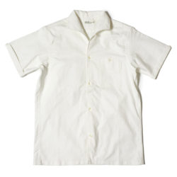 Lot 3091 OXFORD S/S OPEN COLLAR SHIRTS