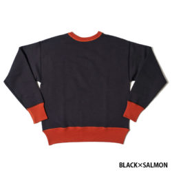 HC-M143-2 1930's Red-Black Combination Sweat