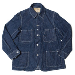 HC-081 1930's Iron alls Denim Coverall O/W