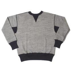 HC-M142-3 1930's 2tone Double V Sweatshirts