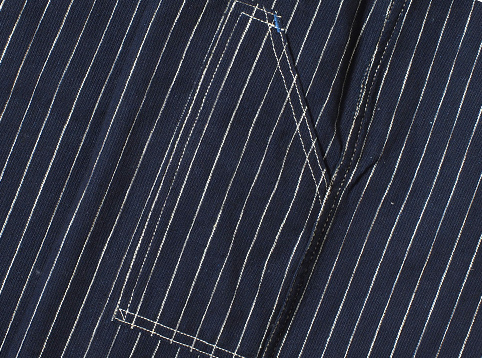 WAREHOUSE & CO. Lot.1094 ALL IN ONE STRIPE ディティール1