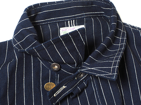 WAREHOUSE & CO. Lot.1094 ALL IN ONE STRIPE ディティール2