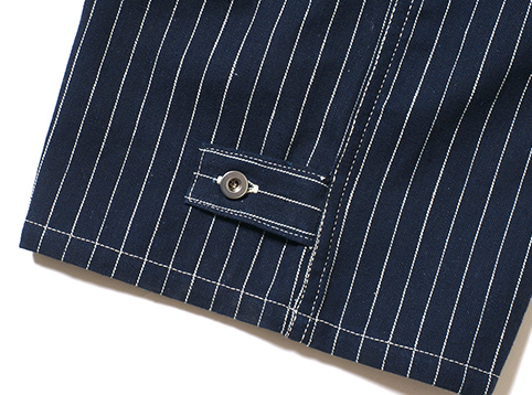 WAREHOUSE & CO. Lot.1094 ALL IN ONE STRIPE ディティール5