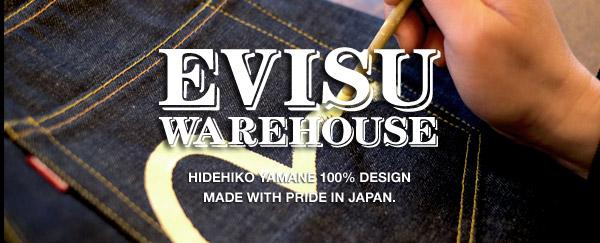 EVISU×WAREHOUSE & CO. オフィシャルサイト