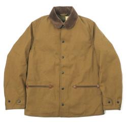 HC-244 1930's Duck Print Field Jacket