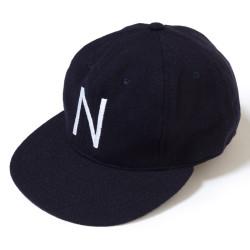 EBBETS FIELD FLANNELS×WAREHOUSE / BASEBALL CAP NEWARK BEARS 1947