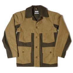 HC-241 1930's RED HEAD Wool & Cotton Cruiser Jacket