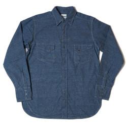 HC-203 1950's Montgomery Ward 101 Blue Label Western Shirts