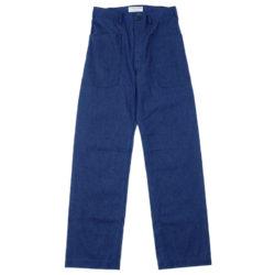 DENIM DECK PANTS(無地) OR