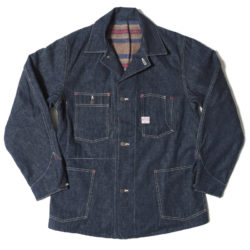Lot 2111 LINED DENIM COVERALL