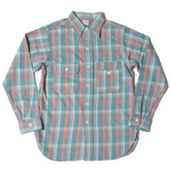 Lot 3105 FLANNEL SHIRTS B柄 ONE WASH