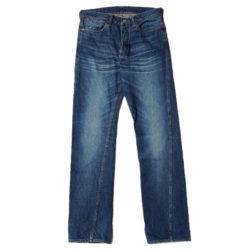 HC-3 Nonpareil Straight Jeans U/W(淡)