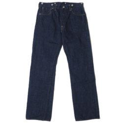 HC-1922B 1920's Buttonfly Jeans O/W